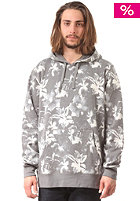 HUF Floral Hooded Sweat black floral