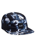 HUF Floral Volley Cap black floral