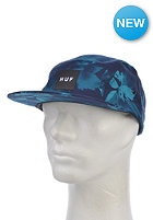 HUF Floral Volley Cap navy floral
