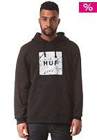 HUF Mable Box Logo Hooded Sweat black