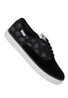 HUF Mateo Shoes black plantlife