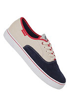 HUF Mateo Shoes navy/cream