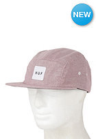 HUF Oxford Volley Cap wine