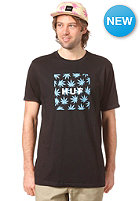 HUF Plantlife Box Logo S/S T-Shirt black