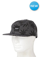 HUF Plantlife Box Logo Volley Cap charocoal
