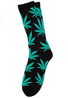 HUF Plantlife Crew Sock black / mint