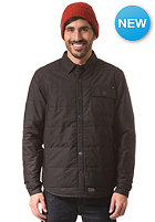 HUF Quilted Snap Work Jacket black