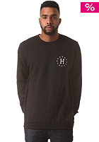 HUF Strike Out Crew Sweat black