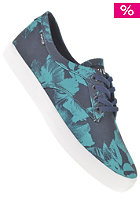 HUF Sutter Shoes navy floral