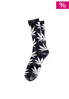 HUF Tie Dye Plantlife Socks black