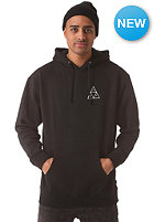 HUF Triple Triangle Pull Hooded Sweater black