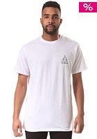 HUF Triple Triangle S/S T-Shirt white