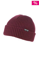 HUF Usual burgundy