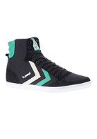 HUMMEL Slimmer Stadil High black/emerald