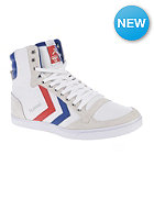 HUMMEL Slimmer Stadil High Canvas white/blue/red/gum