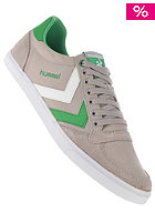 HUMMEL Slimmer Stadil Low dove/fern green/white