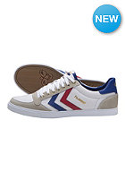 HUMMEL Slimmer Stadil Low white/blue/red/gum