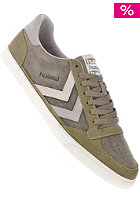 HUMMEL Slimmer Stadil Oiled Low covert green