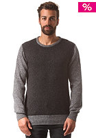 HUM�R Banko Knit Sweat jet black mel