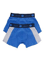 HUM�R Dickael 2-Pack Boxershort nautical blue