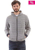 HUM�R Doha Sweat Cardigan dress blues
