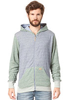 HUM�R Doha Zip Sweat dark green