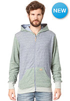 HUMR Doha Zip Sweat dark green