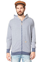 HUM�R Doha Zip Sweat ensign blue mel