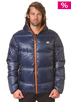 HUM�R George Jacket marineblau
