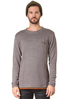 HUM�R Imux Knit Sweat grau