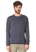 HUM�R Imux Knit Sweat marineblau