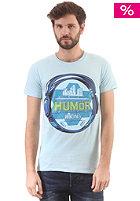 HUM�R Jakato S/S T-Shirt crystal blue