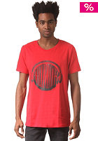 HUM�R Karlzon S/S T-Shirt salsa