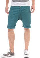 HUM�R Lago Chino Short harbor blue