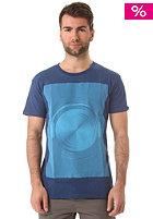 HUM�R Luga S/S T-Shirt estate blue