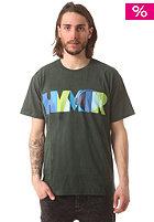 HUM�R Luga S/S T-Shirt pine grove