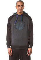 HUM�R Mellon Hooded Sweat dark grey mel