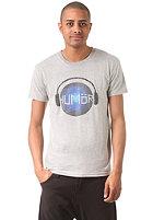 HUM�R Neu S/S T-Shirt l. grey melange