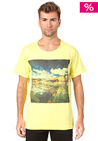 HUM�R Neu S/S T-Shirt safety yellow