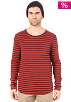 HUM�R Noway Long L/S T-Shirt rooisbos tea