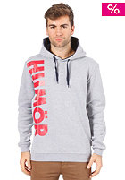 HUM�R Owen Hooded Sweat grey melange