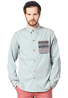 HUM�R Revista L/S Shirt light blue