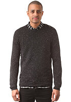HUM�R Snowy Knit Sweat jet black