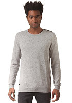 HUM�R Snowy Knit Sweat l. grey melange