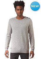 HUM�R Snowy Knit Sweat l. grey melange