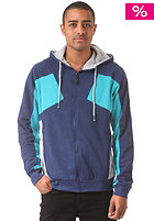 HUM�R Squal Sweat Cardigan estate blue