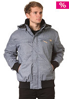 HUM�R Thor Long Jacket marineblau