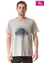 HUM�R Wafaen S/S T-Shirt grey melange