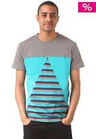 HUM�R Wulfo S/S T-Shirt castlerock