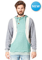 HUMR Xylo Hooded Sweat ensign blue mel